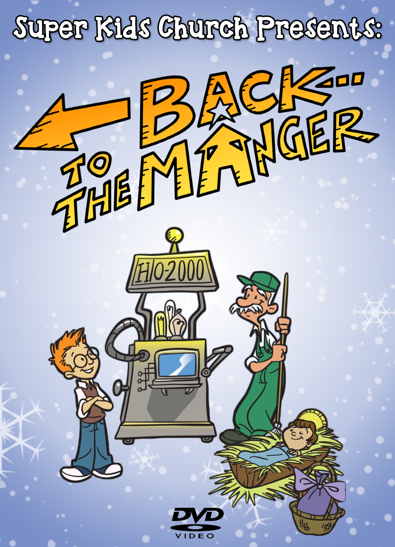 Back To The Manger