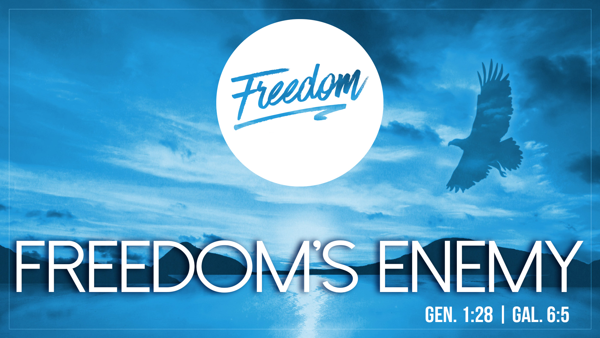 Freedom Series Part 2 - Freedom's Enemy