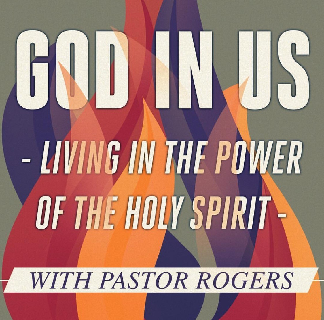God in Us - Living in the Power of the Holy Spirit -