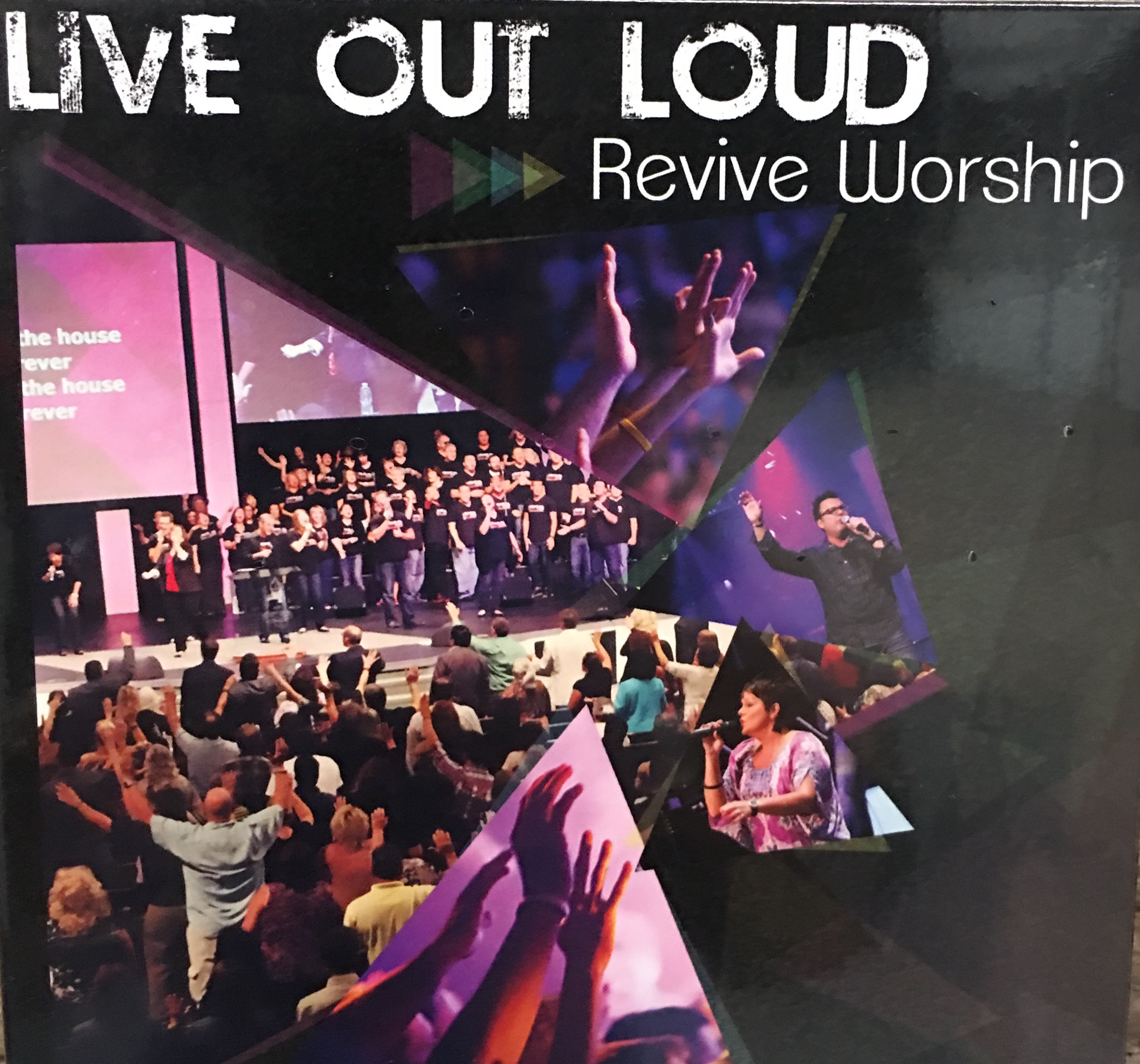 Live Out Loud - Revive Worship Live
