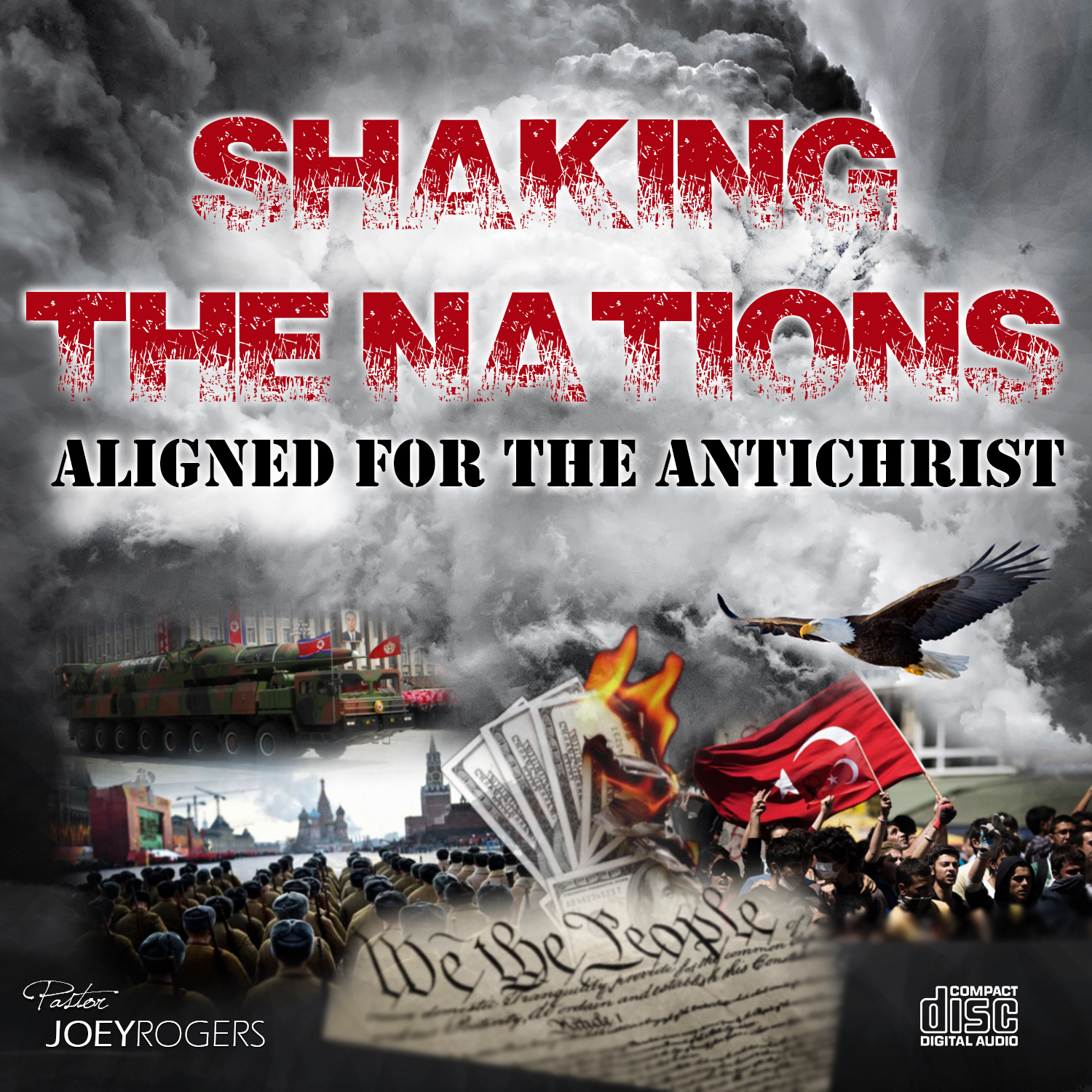 Shaking the Nations: Aligned for the Antichrist