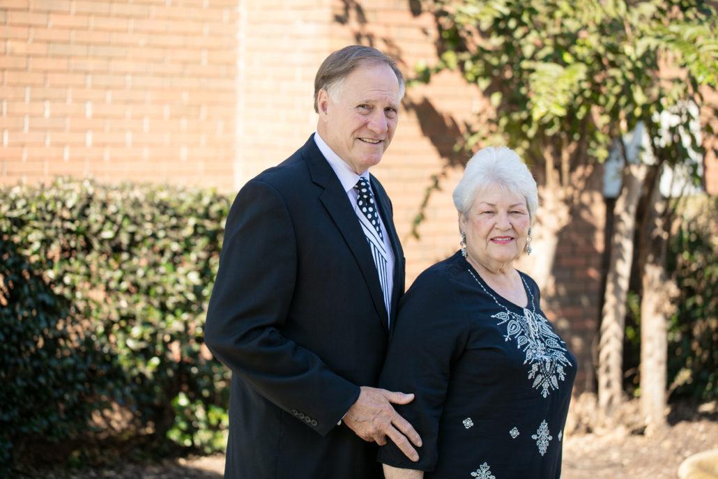 Royce & Sylvia Peaden