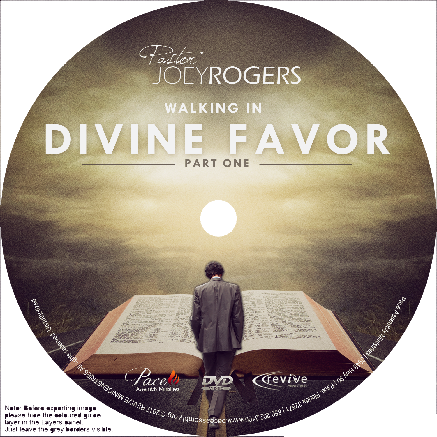 Walking in Divine Favor PT 1