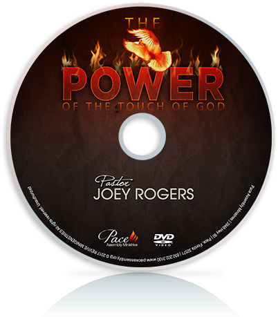The Power of the Touch of God