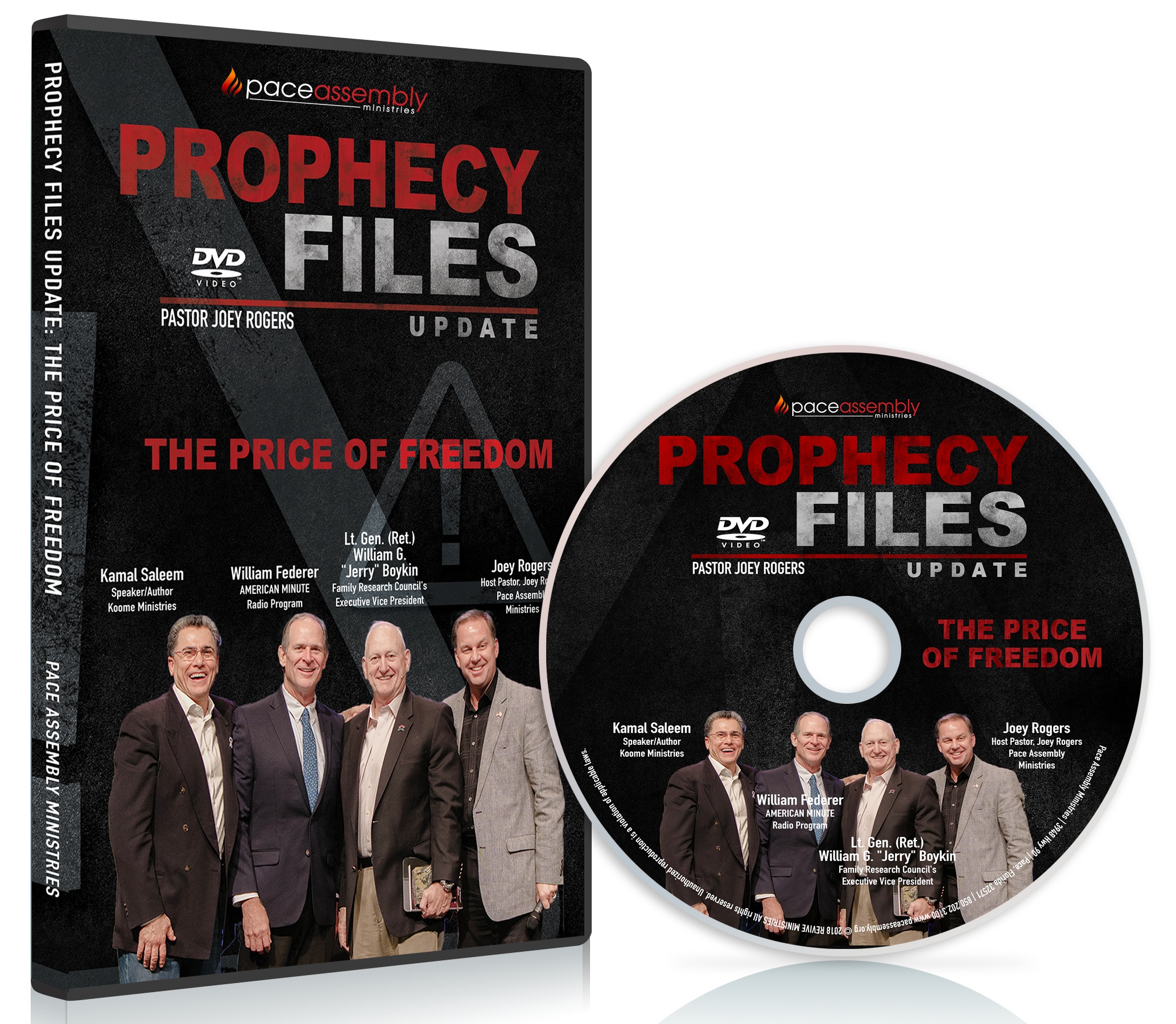 Prophecy Files