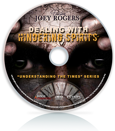 Understanding The Times SERIES - Dealing With Hindering Spirits