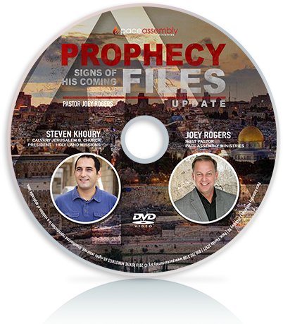 Prophecy Files Update - Steven Khoury