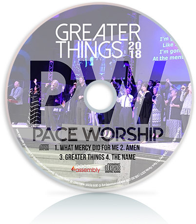 Greater Things 2018