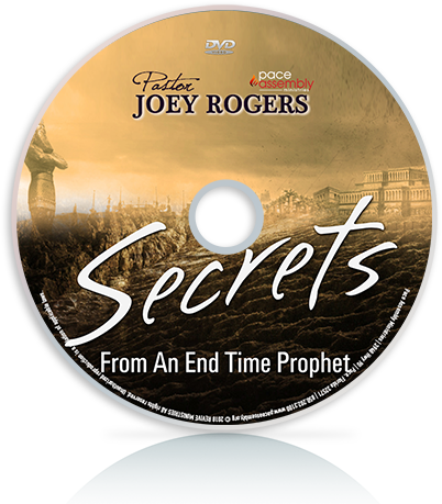 PROPHECY FILES: Secrets From An End-Time Prophet SERIES