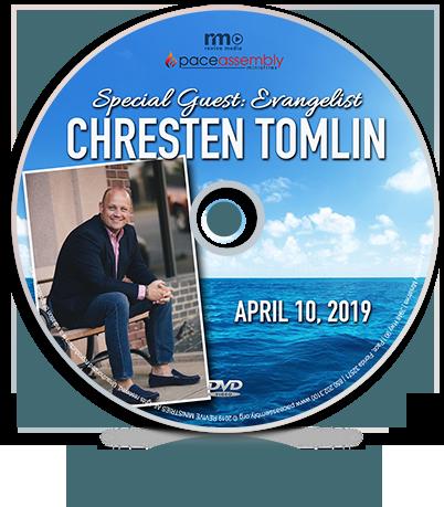 SPECIAL GUEST: Chresten Tomlin