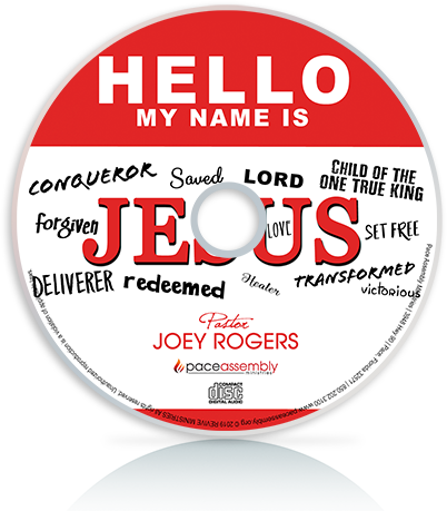 Hello My Name Is Jesus