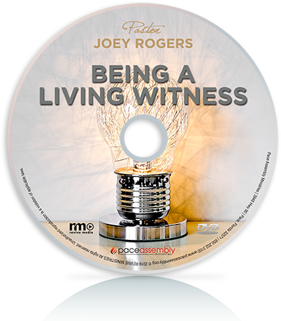 Being A Living Witness