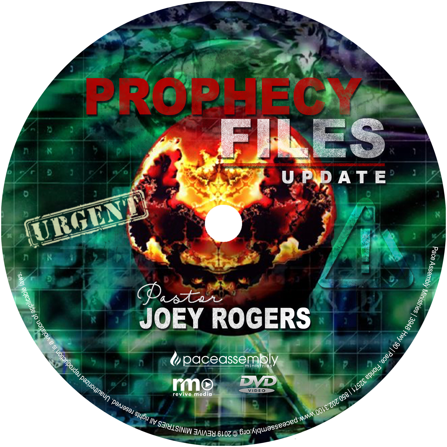 Prophecy Files Update